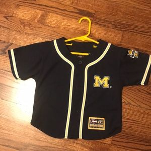 Other - Kids Michigan jersey 2T-3T